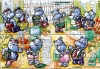. Die Happy Hippo Company Superpuzzle
