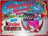 1997 72er Thekendisplay Happy Hippo Hollywood Stars Deutschland