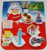 2005 24er Thekendisplay SpongeBob / Monster Hotel Russland KinderJoy