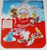 2006 24er Thekendisplay Monster Hotel / Ice Age 2 Russland KinderJoy