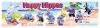 . Happy Hippos BPZ Italien VS <i>KinderJoy/Merendero</i>